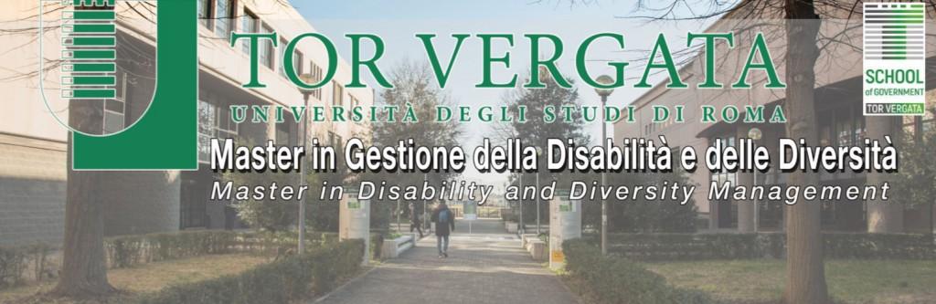 master disabilità