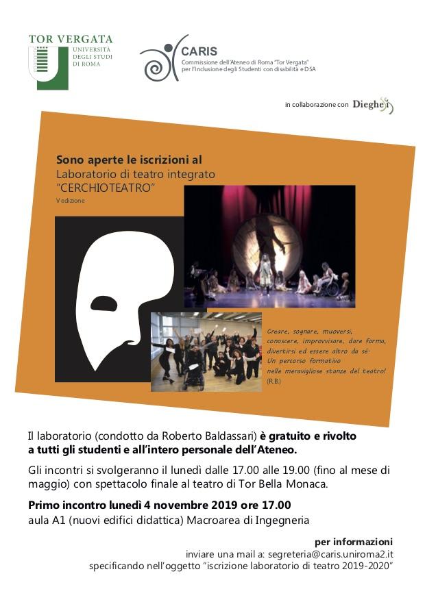 teatro integrato avviso2019